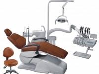 Стоматологическая установка AY-A 4800 с верхней подачей