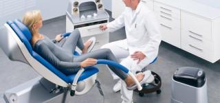 Кресла урологические