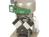 Безмасляный компрессор EKOM DK50 2V/M