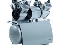 Безмасляный компрессор Quattro