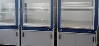 Шкафы вытяжные общего назначения