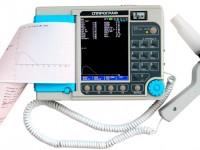 Спирограф СМП-21-01 РД со встроенным термопринтером