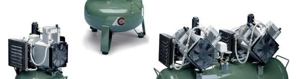 Стоматологическое вакуумно-компрессорное оборудование