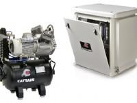 Безмасляный компрессор Cattani 30-160