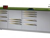 Стоматологическая модульная система Saratoga CF
