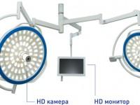 Светильник операционный ALFA 720 LED