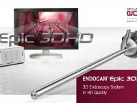 Эндоскопическая видеокамера ENDOCAM EPIC 3D HD