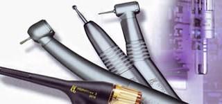 Стоматологические наконечники и электрические моторы